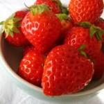 ビタミンたっぷり苺